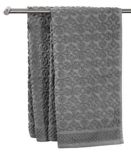 Handduk STIDSVIG 50x70 grå