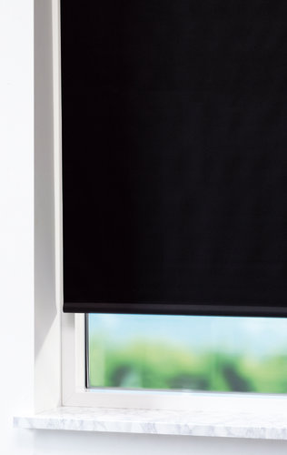 Blackout blind BOLGA 120x170cm black
