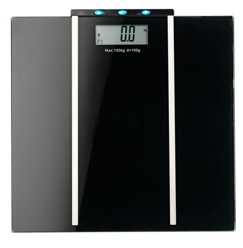 Badevekt MORUP m/fettmåler 150kg/100g