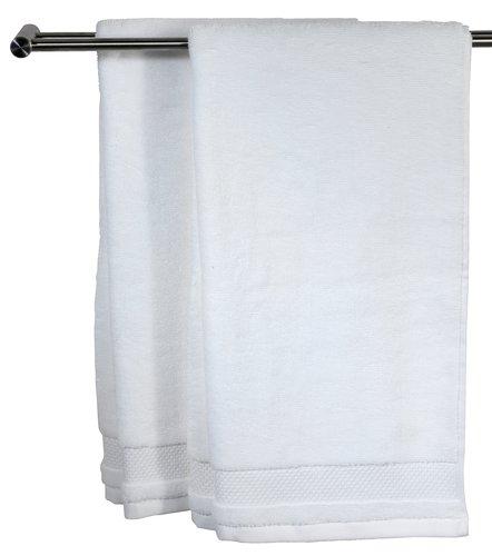 Hand towel NORA 50x100 white