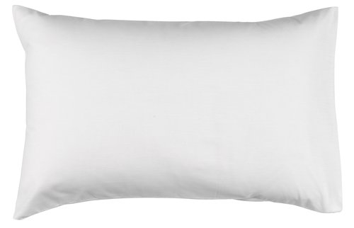 Pillowcase 50x70/75 white