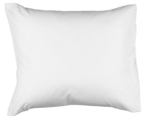 Pudebetræk 60x63/70cm hvid