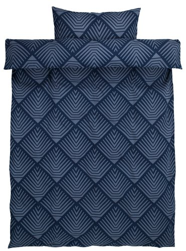 Duvet cover NOVA 140x200 blue