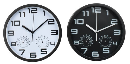 Zidni sat SEJER Ø25cm raz.