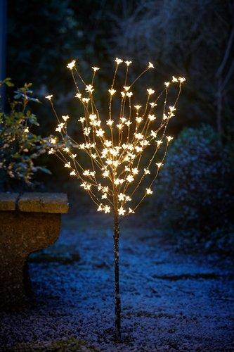 Valopuu CHERISA K120cm 100 LEDiä