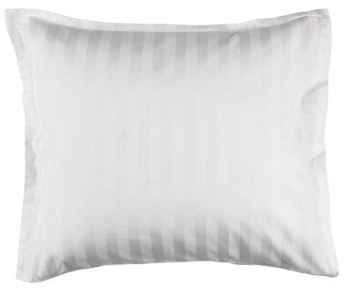 Tyynyliina NELL Satiini 50x60 valkoinen
