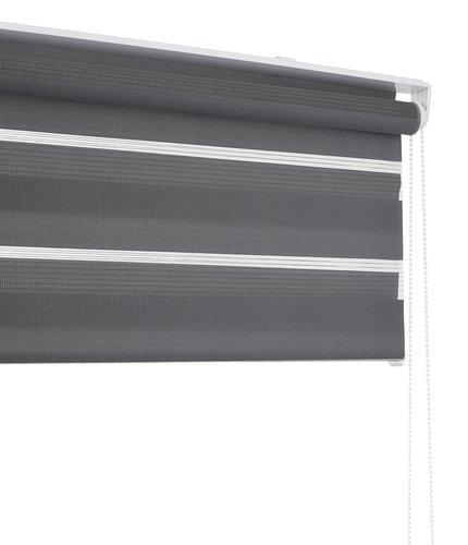 Rolós függöny duo IDSE 45x180cm szürke