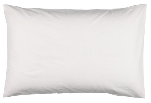 Obliečka na vankúš 50×70/75 biela