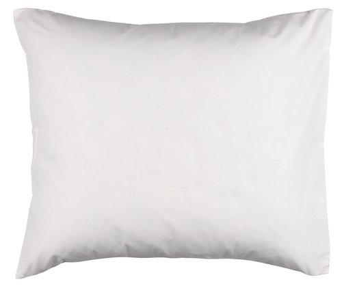 Pudebetræk 60x63/70 hvid
