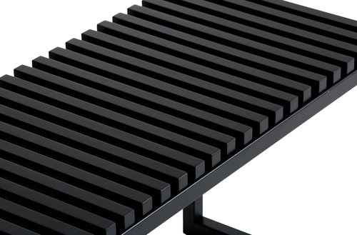 Bench VIRUM black