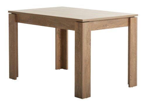 Spisebord VEDDE 80x120 eg