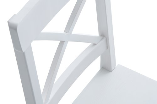 Dining chair EJBY white