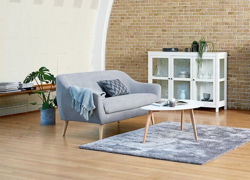 Sofa EGEDAL 2,5 pers. light grey