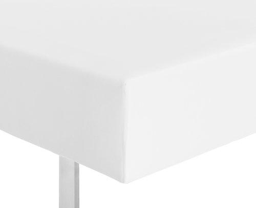 Gumis lepedő mikro 160x200 fehér