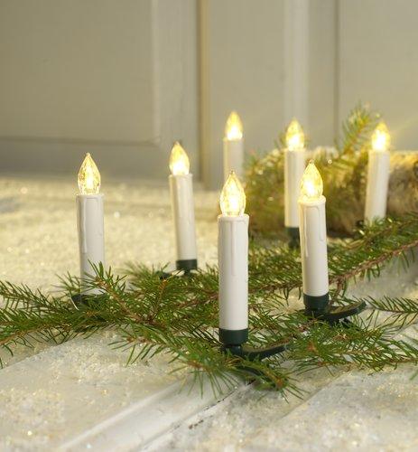 Led Kerstboomverlichting Draadloos.Draadloze Kerstverlichting Mandel Jysk