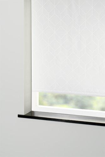 Blackout blind HAVSTARR 180x170cm o/wht