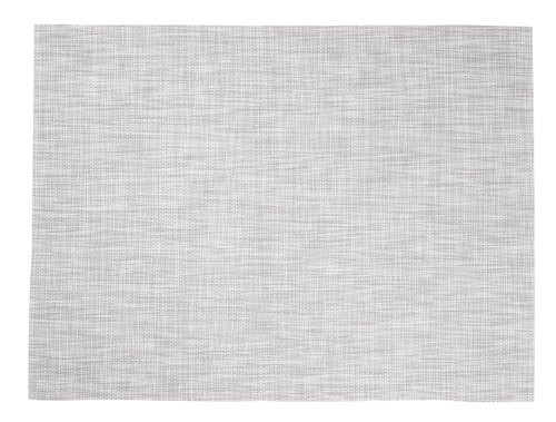 Place mat VALLMO 33x42 mottled grey