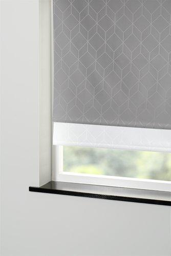 Rullegardin HAVSTARR 80x170 grå