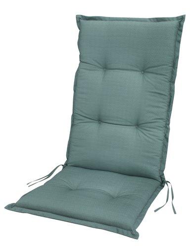 Hagepute LANGMOSE reg.bar stol grønn