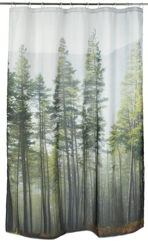 Shower curtain AVESTA 150x200