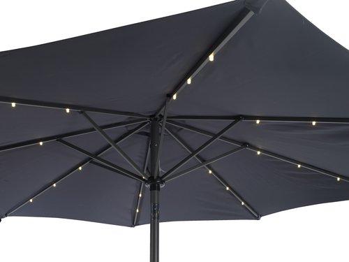 Ομπρέλα ηλίου υπ. ASKIM Ø300 LED γκρι