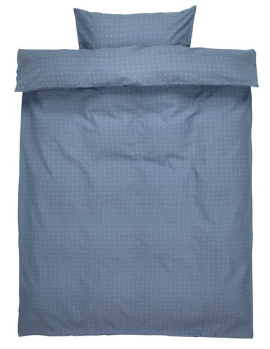 Påslakanset KATJA 150x210 blå