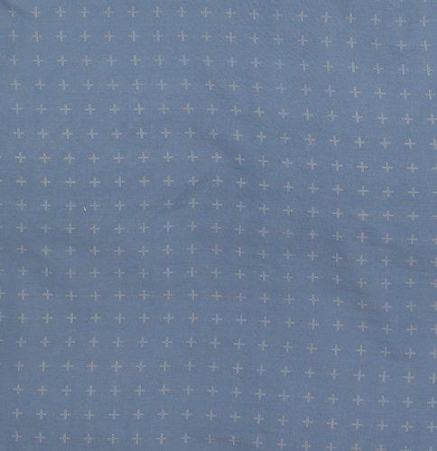 Obliečky KATJA DVOJ modrá