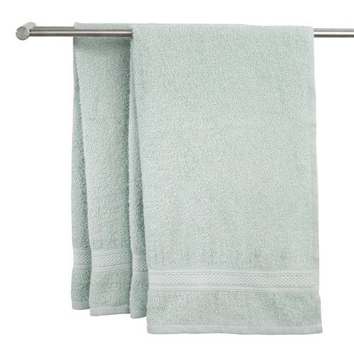 Handdoek UPPSALA 50x90 mint