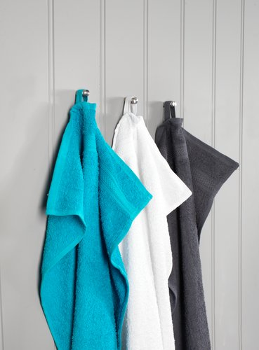 Guest towel UPPSALA turquoise