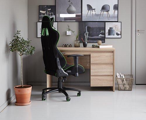 Skrivebord HALLUND 59x119 eg