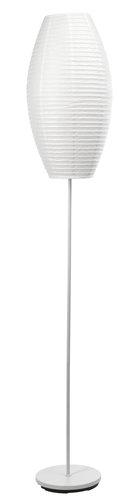 Floor lamp ROBIN D27xH152cm white
