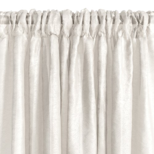 Gordijn LOPPA 1x135x245 off-white