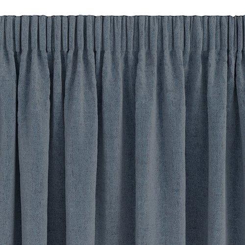 Gardin Mörkl. ALDRA 1x140x300 blå