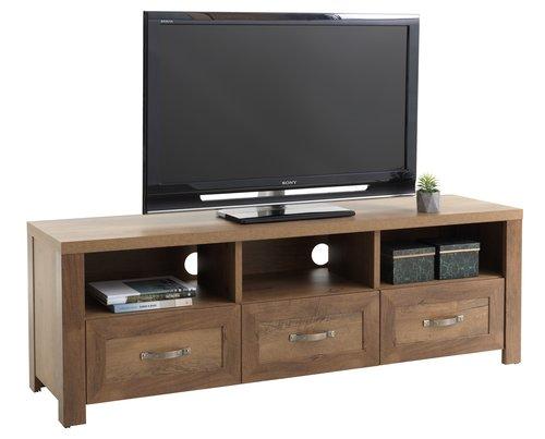 TV-meubel JUNGEN wild eiken