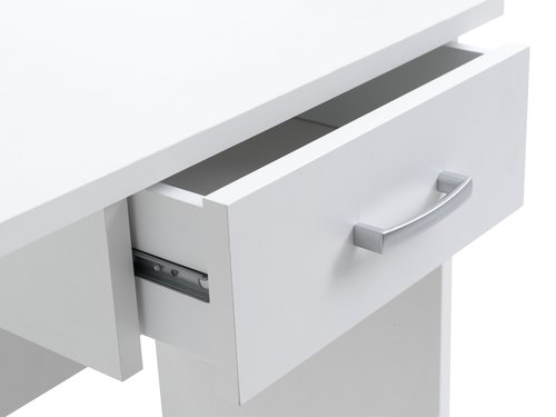 Písací stôl KARUP 40x100 biela