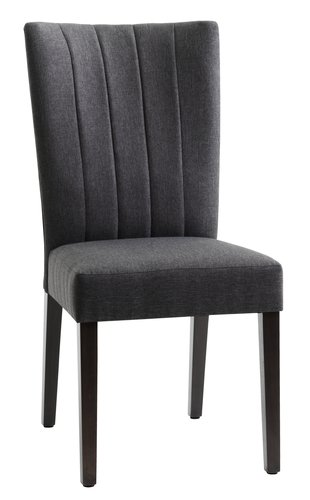 Dining chair LAMBJERG grey