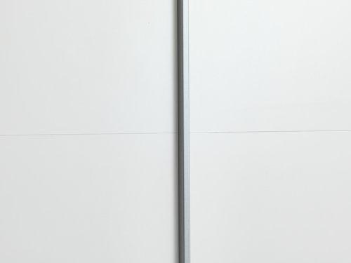 Ruhásszekrény SATTRUP 200x218 fehér
