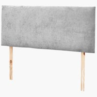 Headboard PLUS H10 DREAMZONE DBL Grey-37
