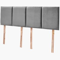 Headboard KING GOLD H10 DREAMZONE