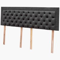 Headboard H100 CHESTER SKG Grey-44