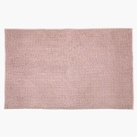 Bath mat FAGERSTA 50x80 rose