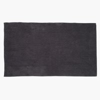 Bath mat FAGERSTA 70x120 grey