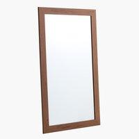 Ogledalo VEDDE 60x100 divji hrast