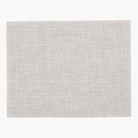Place mat VALLMO 33x42 mottled sand