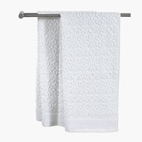 Bath towel STIDSVIG white