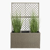 Planter box TRANA W29xL82xH131 nature