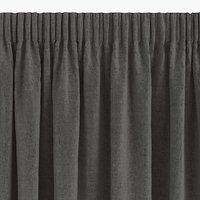Gardin lystett ALDRA 1x140x245 svart