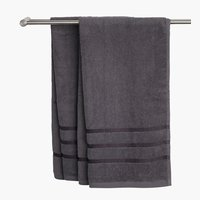 Кърпа YSBY 30x50 см тъмносива