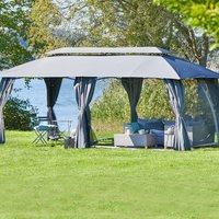 Pavilion SANKT HANS 300x600 gri
