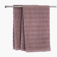 Ręcznik TORSBY 50x90cm śliwkowy